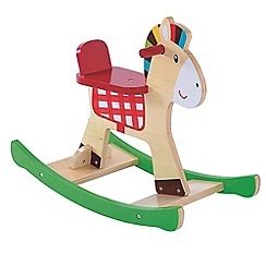 Early Learning Centre - Wooden Rocking Horse