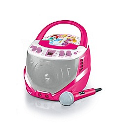 Disney Princess - Karaoke CD+G Player