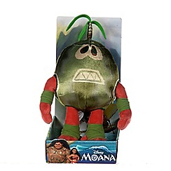 Disney Moana - Green Kakamore plush doll