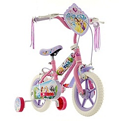 Disney Princess - Pink Bike