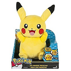 Pokemon - My Friend Pikachu' Feature Plush Toy