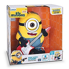 Despicable Me - Minions Rock 'n Roll Stuart Deluxe Action Figure