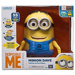 Despicable Me - Minions Talking Dave Deluxe action figure