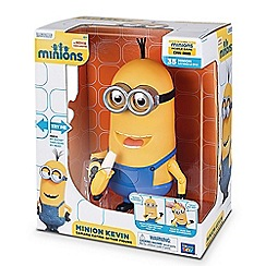 Despicable Me - Minion Kevin with Jelly Blaster Deluxe Action Figure