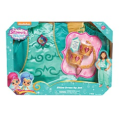 Shimmer N Shine - Boxed Dress Up Set - Shine' costume