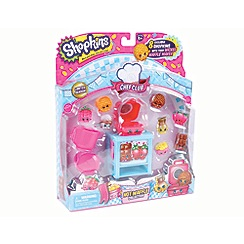 Shopkins - Hot Waffle Collection Chef Club Deluxe Pack