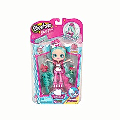 Shopkins - Peppamint Shoppies Chef Club Dolls