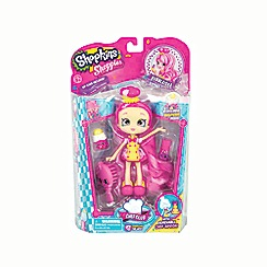 Shopkins - Bubbleisha Shoppies Chef Club Dolls