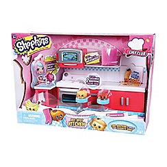 Shopkins - Chef Club Hot Spot Kitchen Playset