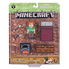 Minecraft - Alex survival pack
