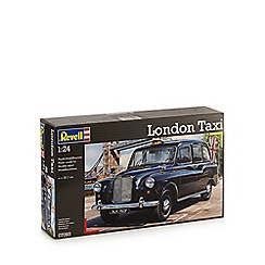 Debenhams - 1:24 Scale London Taxi Plastic Kit