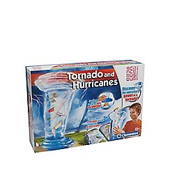 Clementoni - Tornado and hurricane science kit