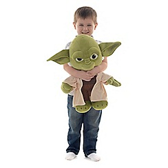 Star Wars - XL Yoda - soft toy