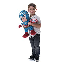 Marvel - Captain America XL - soft toy
