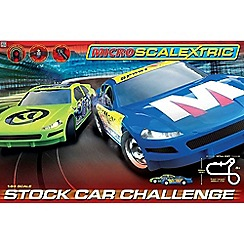 Hornby - Micro Scalextric Stock Car Challenge Set