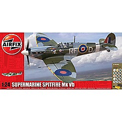 Hornby - Memorial Flight Supermarine Spitfire MkVb Gift Set