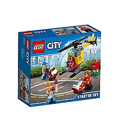 LEGO - City Airport Starter Set - 60100