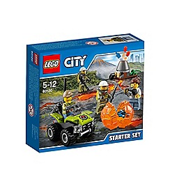 LEGO - City Volcano Starter Set - 60120