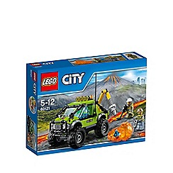 LEGO - City Volcano Exploration Truck - 60121