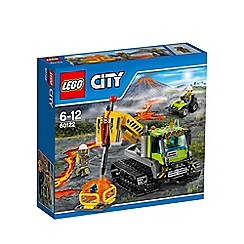 LEGO - City Volcano Crawler - 60122