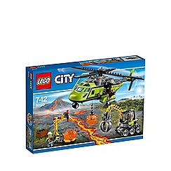 LEGO - City Volcano Supply Helicopter - 60123