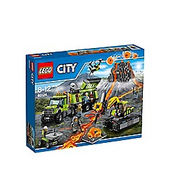 LEGO - City Volcano Exploration Base - 60124