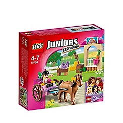 LEGO - Juniors Stephanie's Horse Carriage - 10726
