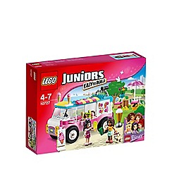 LEGO - Juniors Emma's Ice Cream Truck - 10727