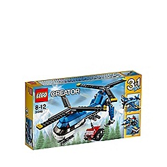 LEGO - Creator Twin Spin Helicopter - 31049