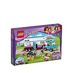 LEGO - Friends Horse Vet Trailer - 41125