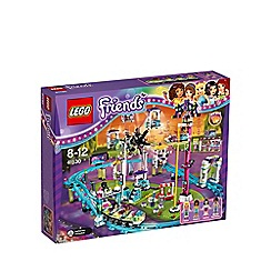 LEGO - Friends Amusement Park Roller Coaster - 41130