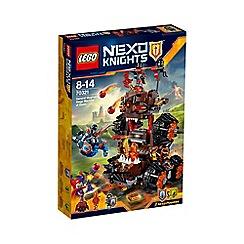 LEGO - Nexo Knights General Magmar's Siege Machine of Doom - 70321