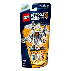 LEGO - Nexo Knights Ultimate Lance - 70337