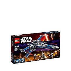 LEGO - Star Wars Resistance X-Wing Fighter - 75149