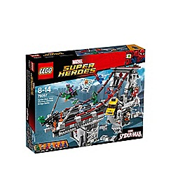 LEGO - Spider-Man: Web Warriors Ultimate Bridge Battle - 76057