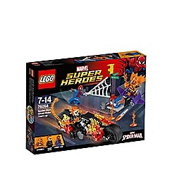 LEGO - Marvel Superheroes SpiderMan: Ghost Rider Team-up - 76058