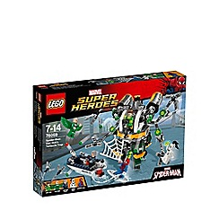 LEGO - Marvel Superheroes SpiderMan: Doc Ock's Tentacle Trap - 76059