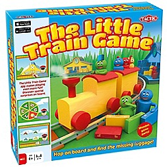 Tactic - Little wooden train game