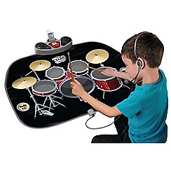 Thumbs Up - Drum kit Playmat