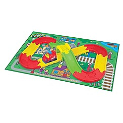 WinFun - Go Go Drivers Flyover Track Set