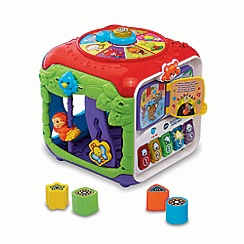 VTech Baby - Sort & Discover Cube