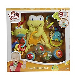 Bright Starts - Hop to it gift set
