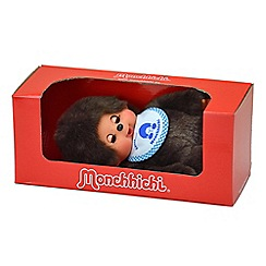 Monchhichi - 20cm Sleepy Eyes Boy
