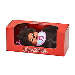 Monchhichi - 20cm Sleepy Eyes Girl