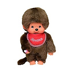 Monchhichi - 20cm Classic Boy Red