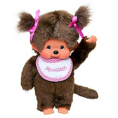 Monchhichi - 20cm Classi Girl Pink