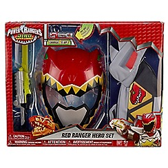 Power Rangers - Dino Super Charge Ranger Training Set