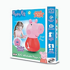 Peppa Pig - Inflatable with Sounds