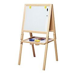 Casdon - Wooden Easel with Accessories