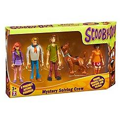 Scooby Doo - Mystery solving crew set